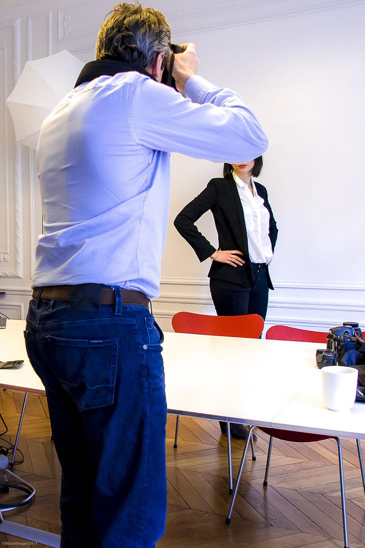 Shooting professionnel en Cabinet Avocats